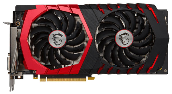 MSI GeForce GTX 1060