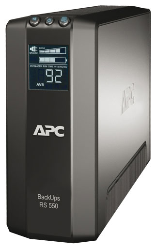 APC Back-UPS RS LCD 550VA